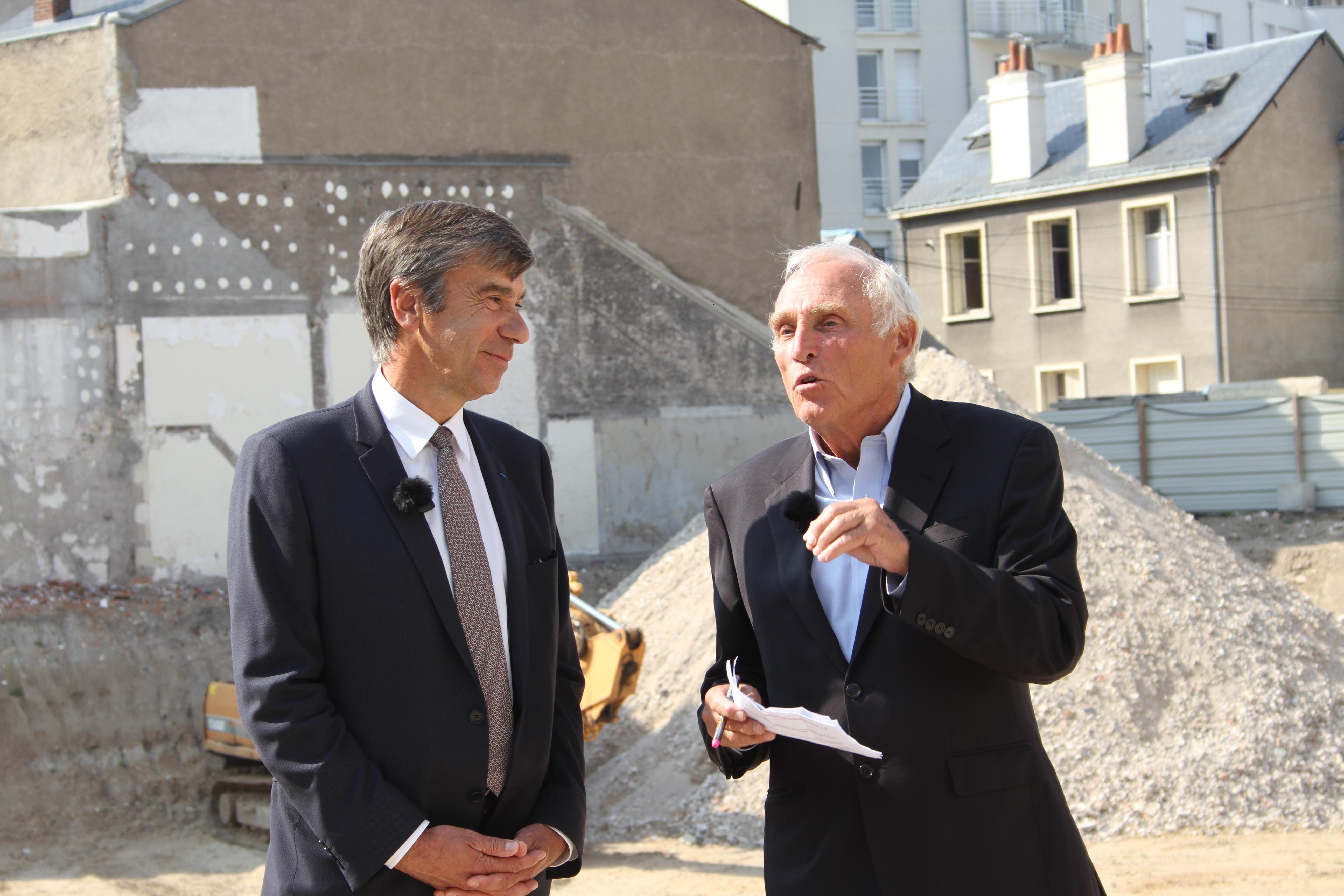 Opportunité d'investissement à Tours par Jean-Marc Sylvestre