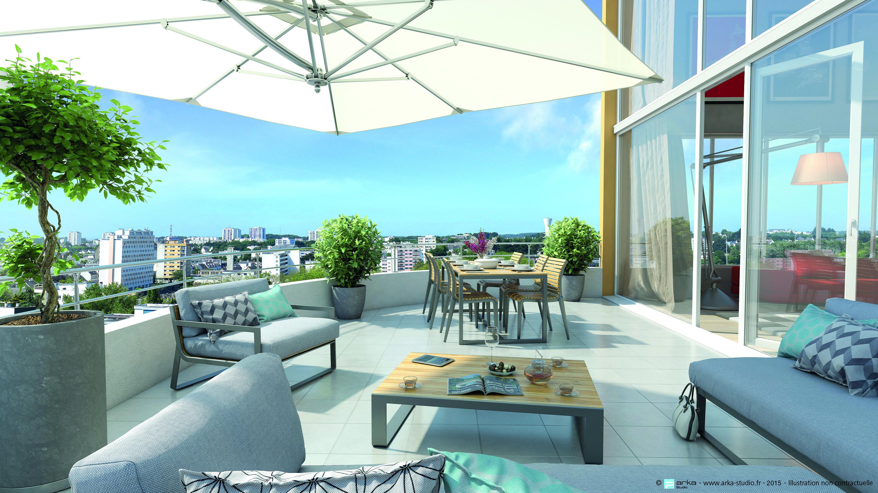 Un nouveau quartier à Lorient : Upside