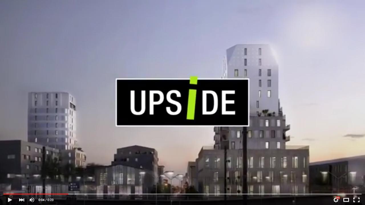 Prenez de la hauteur à Lorient avec Upside !