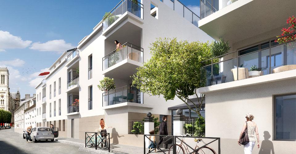 Découvrez Cœur Donatien, une nouvelle façon de vivre à Nantes