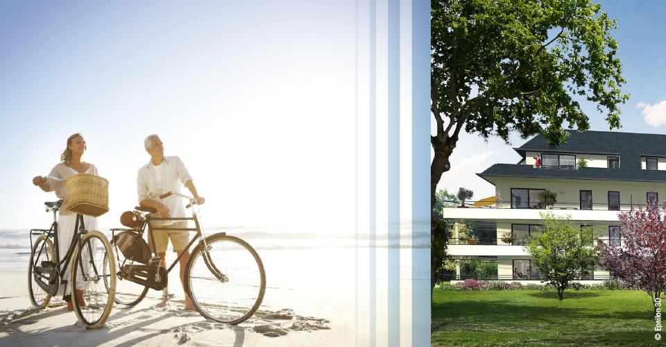 Votre résidence Le Sextant : entre archipel et sables blancs