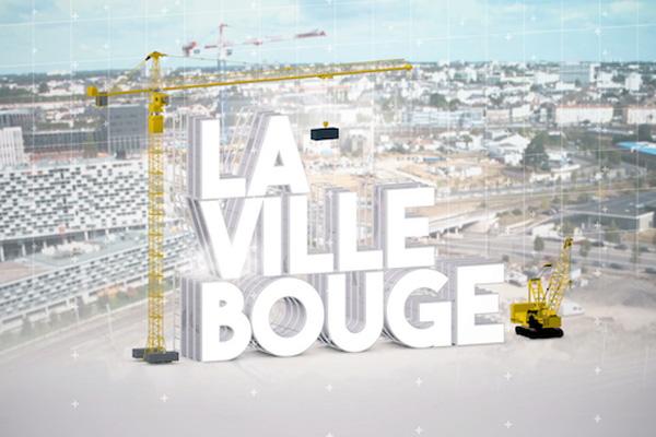 La Ville bouge à Nantes : Chantier Îlink sur l'Ile de Nantes : une ville à partager