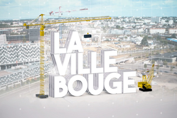La ville bouge à Nantes : Les futurs Salons Mauduit du chantier Désiré Colombe