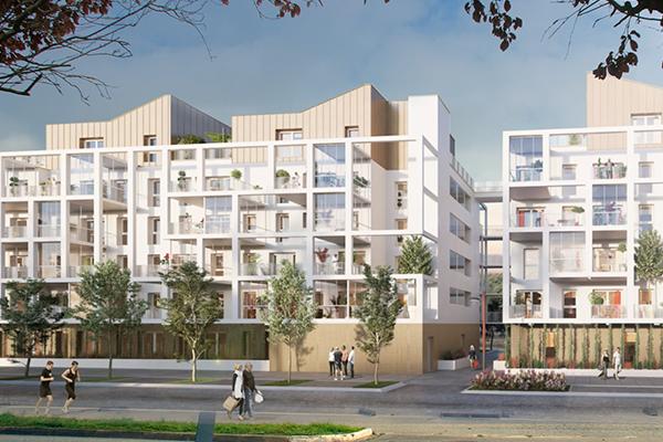 L'ESCALE, nouvelle résidence à deux pas du Golfe du Morbihan par Bouygues Immobilier