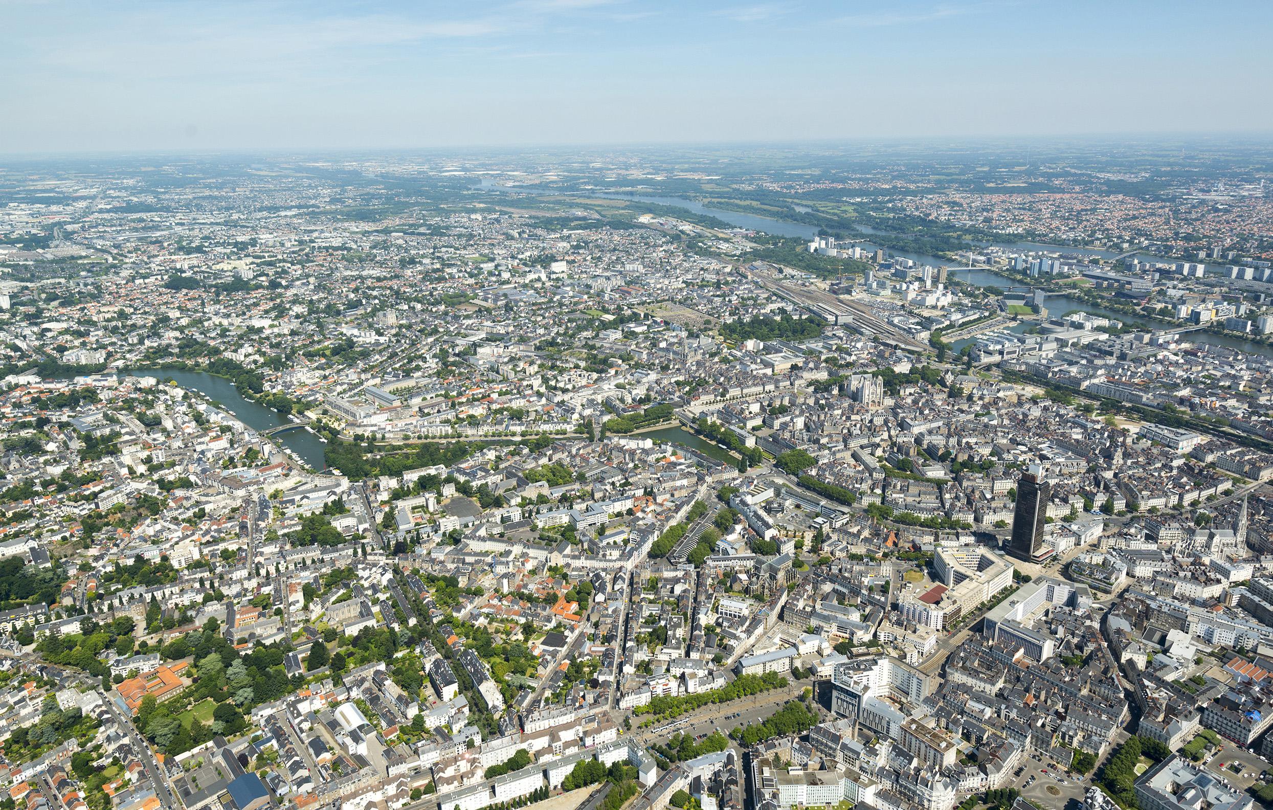 Eiffage immobilier très actif à Nantes en 2018