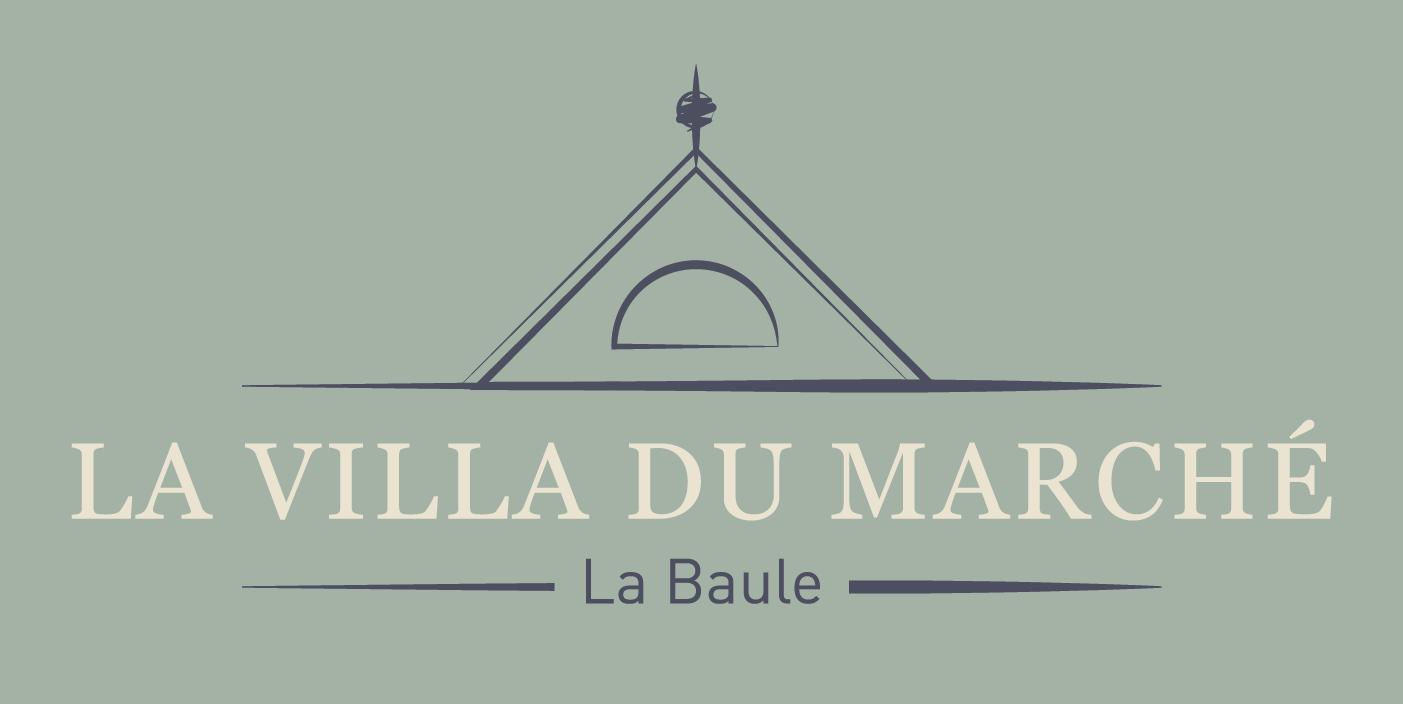 Logo - La villa du marché