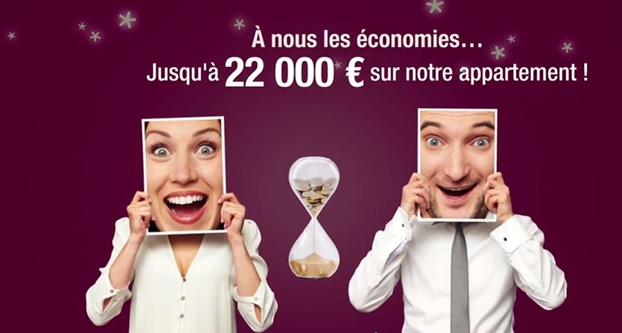 Offre flash : 8 000 € de remise sur votre T3 à Vannes