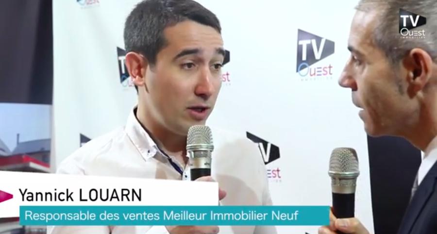 Yannick Louarn nous présente Meilleur Immobilier Neuf